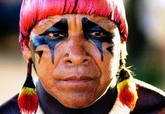xingu - Brazilian Indian tribe