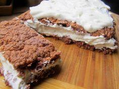 LowCarb Milchcreme-Kuchen a la Milchschnitte Primal Rezept | fettich.de