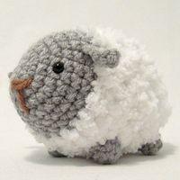 Amigurumi Sheep - FREE Crochet Pattern / Tutorial