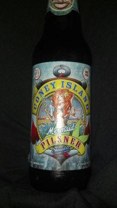Shmaltz Brewery - Coney Island Mermaid Pilsner