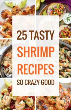 25 Shrimp Recipes So Good You'll Beg For More