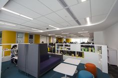 #Workplace #oficinas UNILEVER Perú by 3g office
