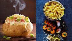 Πατάτες vs. μακαρόνια: Τι να επιλέξετε αν κάνετε δίαιτα