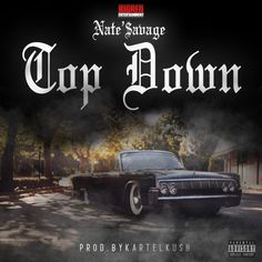"""BIGRED Entertainment has teamed up with Family Ties Entertainment to push Nate'$avage single """"Top Down"""". This summer time jam will be the in hands of the DJ's this summer you will begin to hear Top Down in the clubs and soon radio. Nate'$avage brings a special Houston Texas vibe to this hit record. Produced by Kartel Kush; Top Down special feel will have listeners enjoying the sunshine go to BIGREDentgroup.com/music to listen. Follow Nate'$avage"""