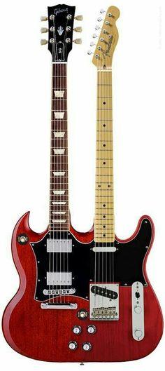 #guitar #telecaster #tele #sg #doubleneck