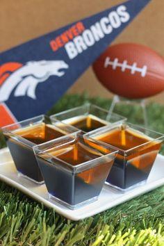 Best Denver Broncos Jell-O Shots Recipe-How to Make Denver Broncos Jell-O Shots-Delish.com