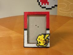 Hey, I found this really awesome Etsy listing at https://www.etsy.com/listing/89125423/pika-pika-pikaframe