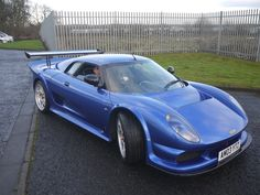 2003 Noble M12 GTO 3R Twin Turbo