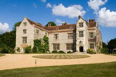 Chawton House. Inherited by Edward Austen Knight in 1797. However, Edward lived mostly at Godmersham and let the Great House to gentleman tenants. Jane and her mother and sister lived at Chawton Cottage from 1809.