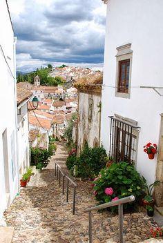 Judiaria - Castelo de Vide – Alentejo (Portugal)/Old jewish are in Castelo de Vide - Portugal Visit Portugal, Portugal Travel, Spain And Portugal, Beautiful Places To Visit, Wonderful Places, Beautiful World, Places To Travel, Places To Go, Portuguese Culture