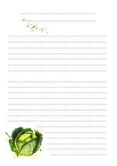 Странички для кулинарной книги – 129 фотографий | ВКонтакте