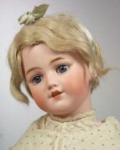 """Gorgeous Simon & Halbig """"Santa"""" Doll"""