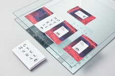 Red Bull Music Academy Montréal - Printed Collaterals on Behance