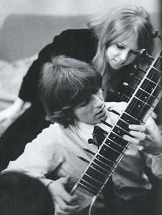 soundsof71:  Because chicks dig guys who play sitar.