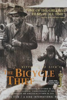 The Bicycle Thief, Italy (1948): Empathy Is Crucial