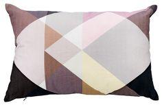Koristetyyny RYPEFOT 40x60 cm roosa | JYSK