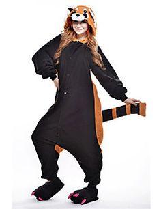 Kigurumi Pajamas rode panda M