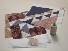 Quiltinspiratie: 1865 passion sampler quilt