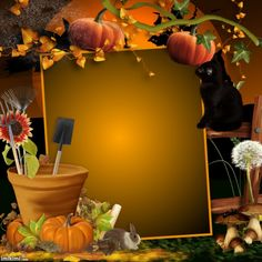 Halloween Halloween Frames, Painting, Art, Art Background, Halloween Picture Frames, Painting Art, Kunst, Paintings, Performing Arts