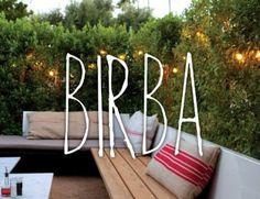 Birba in Palm Springs