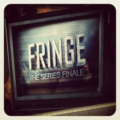 FRINGE The Series Finale| Photo by jonxproductions