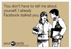 First date fail. #FacebookStalker #RocketPost
