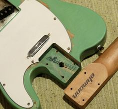 Ehmann Guitarages Guitar Aged Vintage Custom