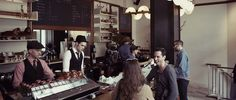 Stumptown Coffee, New York