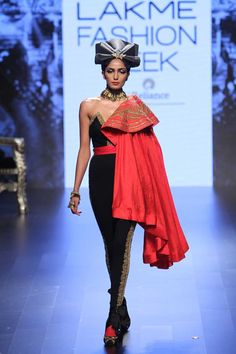 By designer SHANTANU-NIKHIL. Bridelan - Personal shopper & style consultants for Indian/NRI weddings, website www.bridelan.com #ShantanuNikhil #LakmeFashionWeek2016 #weddinglehenga #gowns #Bridelan #BridelanIndia http://www.bridelan.com/