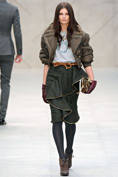 Burberry London FW 2012