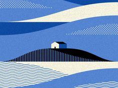 Paul Tebbott - Beach House