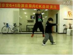 Three year-old Chinese hip-hop star...things that make you smile