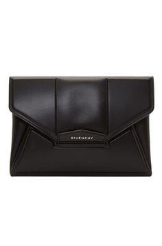 Givenchy 3D Paneled Antigona Clutch