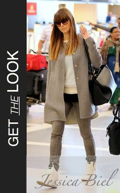 Steal Her Look For Less: Jessica Biel - My Fash Avenue