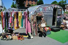 Is the fashion truck craze greener than brick and mortar retail?