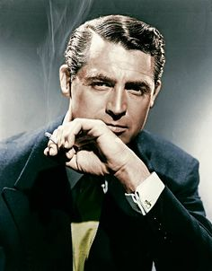 Cary Grant Smoking a Cigarette Get premium, high resolution news photos at Getty Images Old Hollywood Glamour, Vintage Hollywood, Classic Hollywood, Diva E, Gary Grant, Barbara Stanwyck, Carole Lombard, Humphrey Bogart, Sophia Loren