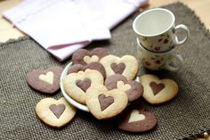 Backen Biscotti Cookies, Galletas Cookies, Yummy Cookies, Valentines Sweets, Cool Birthday Cakes, Homemade Cookies, Cakes For Boys, Cooking With Kids, Children Cooking