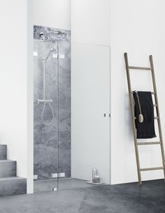 Quite simple - just shower