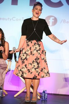 Stories... By Kelly Osbourne Is The Petite And Plus Size Clothing Line Of Your Punk Rock, Business Casual Dreams