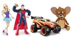 Amazon is offering upto 80% off on Toys & Games from Rs 35.