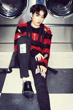 Jungkook of BTS