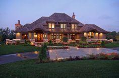 2009 Reggie Award Winning-Parade Dream Home - contemporary - exterior - minneapolis - by Charles Cudd De Novo, LLC