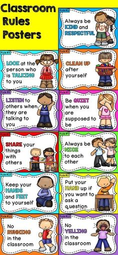 Classroom Rules (Editable) is part of Classroom rules poster - class on the first poster I have also included a set of posters that are numbered and a set that are not This way you can always pick and choose Preschool Classroom Rules, Classroom Rules Poster, Classroom Bulletin Boards, Classroom Language, Classroom App, Classroom Commands, Class Rules Poster, Anime Classroom, Classroom Birthday