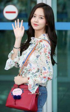 KimSoHyun 170729 Incheon Airport