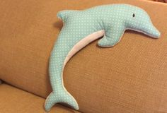 Freebook Kostenloses Schnittmuster Delfin