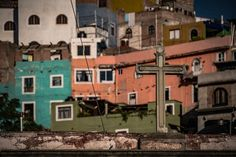 Colorful Guanajuato - Mexico Photography by Nick Laborde