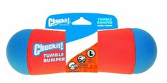 Chuckit Tumble Bumper Toy for Dogs Large *** To view further for this item, visit the image link.Note:It is affiliate link to Amazon.