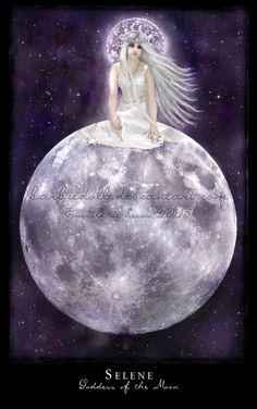 Image result for photoshop manipulation moonbeam goddess