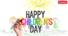 Happy children's day to one and all. Don't let the kid in you die. #ChildrensDay