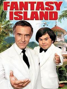 Ainda sou do tempo: ... da Ilha da Fantasia (Fantasy Island)